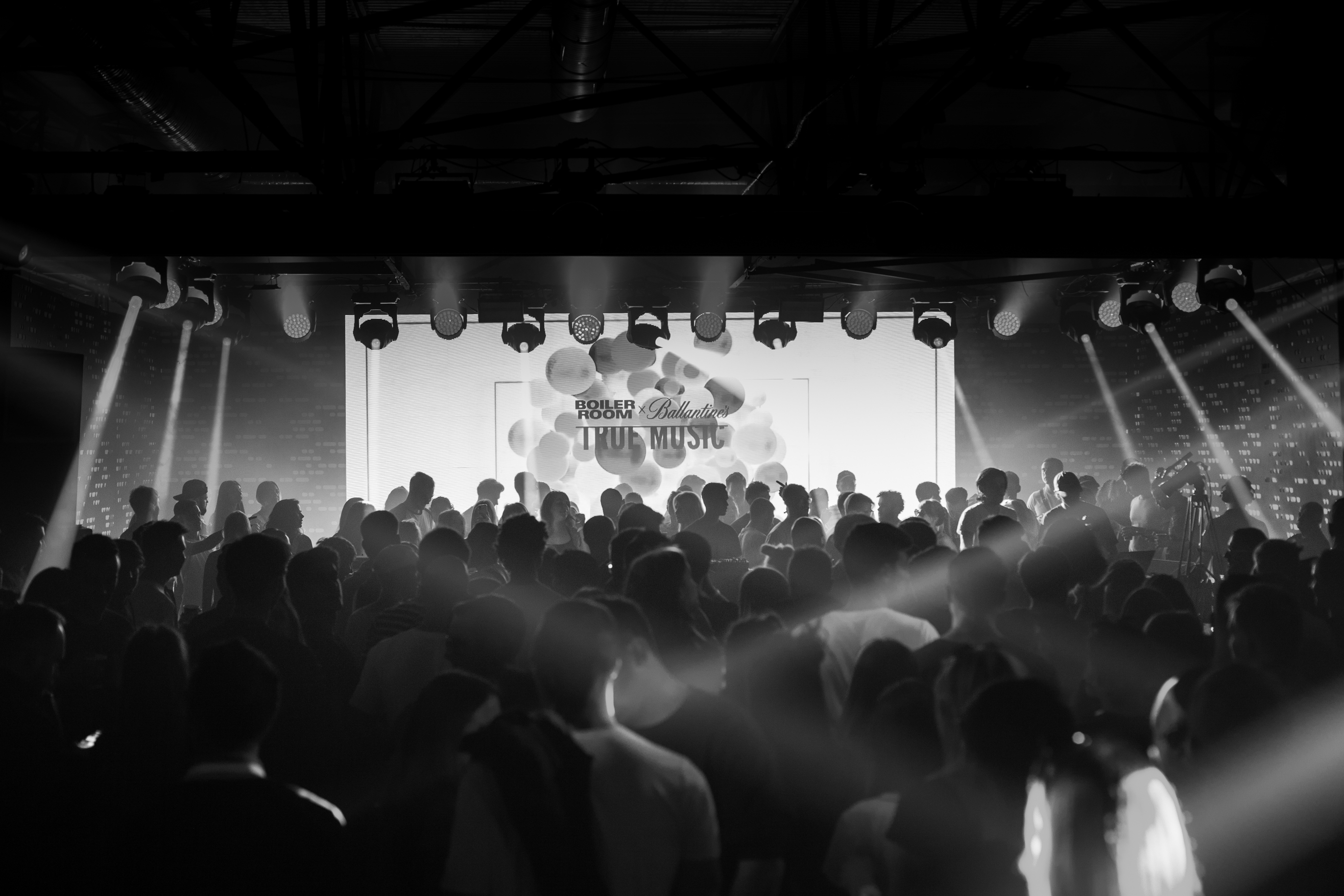 Boiler Room x Ballantine's True Music: Krakow 2019