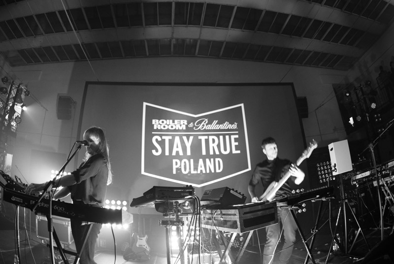 Ballantine's: Stay True Poland