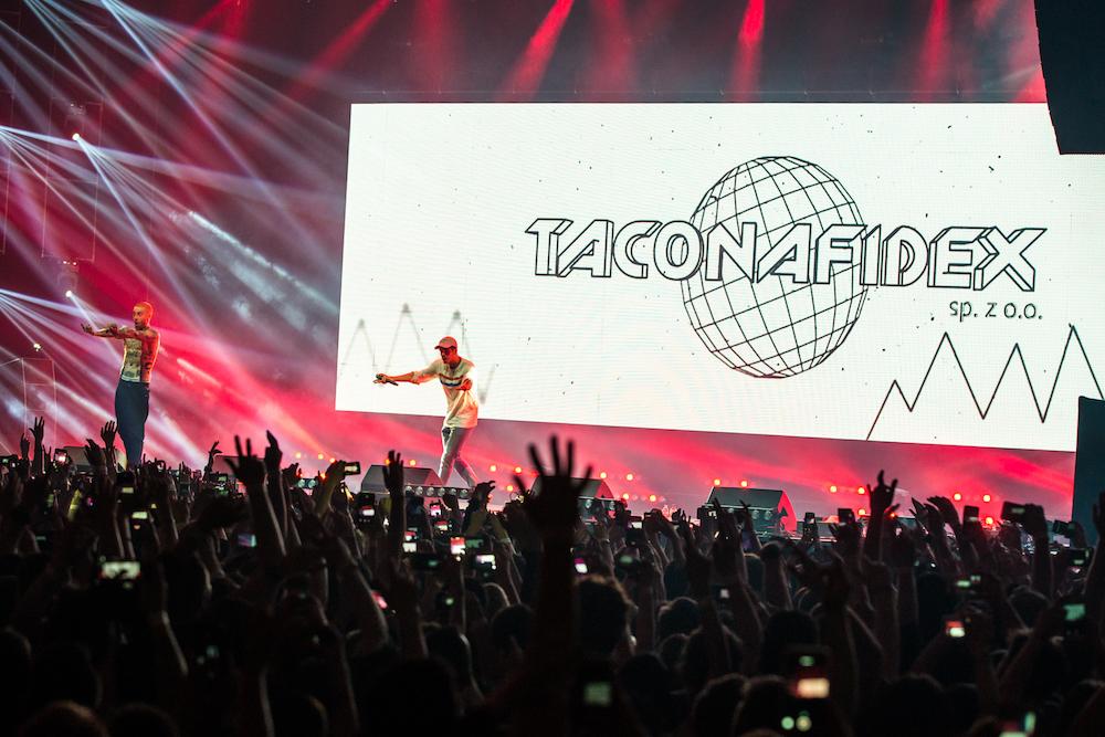 Taconafide - Ekodiesel Tour